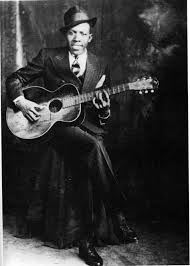 Robert Johnson - Crossroads and a birthday a day out.