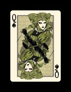 Queen of Spades - L' assassina