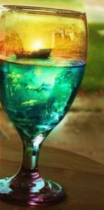 art in a glass